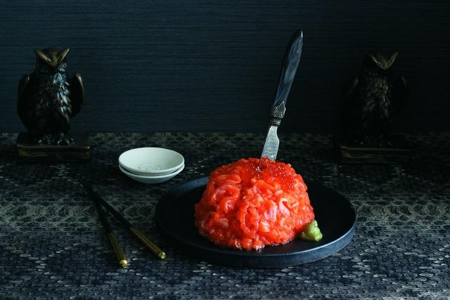脳みそ寿司  MG_1869