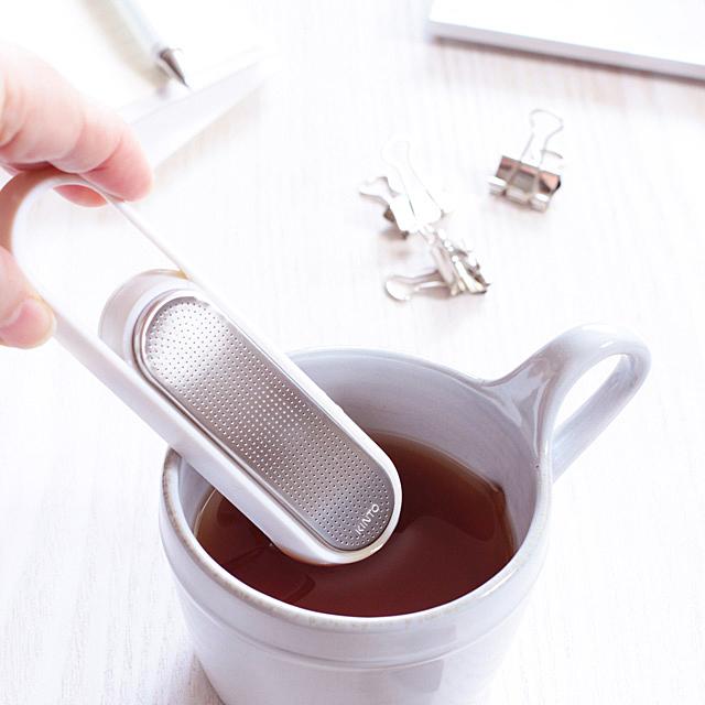 オシャレで便利♪ 紅茶が気軽に楽しめる「ティーストレーナー」