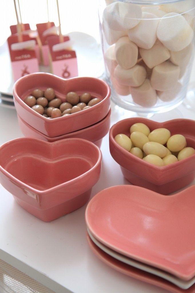 お金をかけないバレンタイン●ハートいっぱいのスイーツビュッフェ