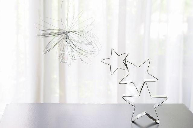 「大人の星飾り♪」で星に願いを!