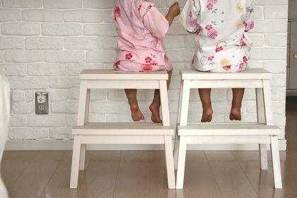 椅子の簡単アレンジ IKEA編