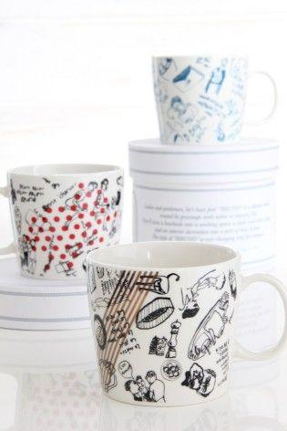 今回使用したカップも、ケトル同様BRUNOの製品。