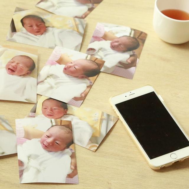 孫が生まれたので、スマホ買いました♪ 孫を可愛く撮るには?