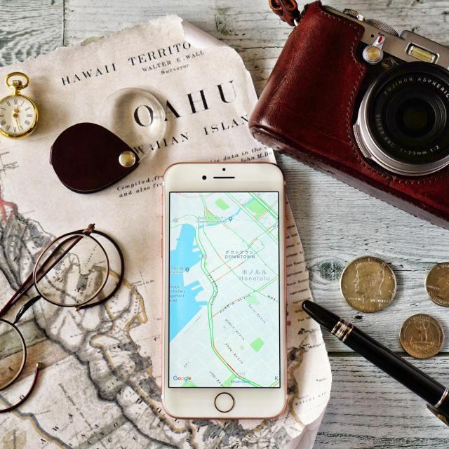 GWに海外でGoogleマップをオフラインで見る方法