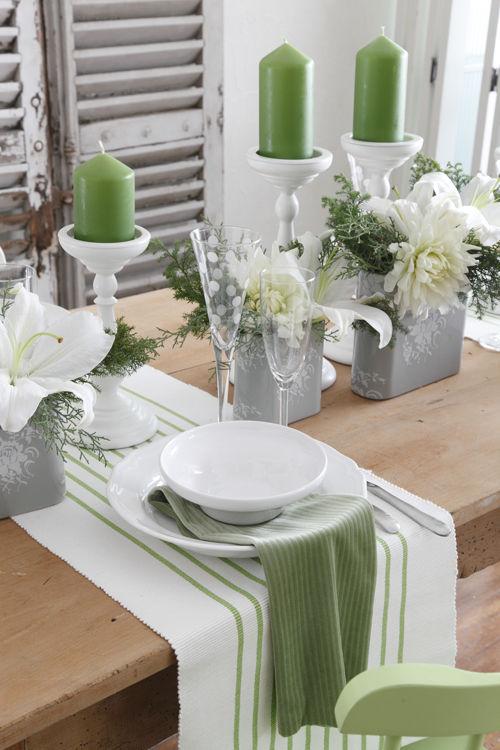 2012クリスマス特集・3 テーブルに「今年らしさ」を出すには?