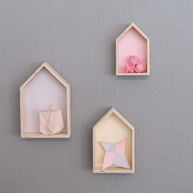 あそび育★小さな小さな子どもの作品を、簡単に可愛く飾るフレーム