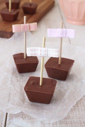 【バレンタイン2013】アイストレーで作る、お手軽バレンタインチョコ