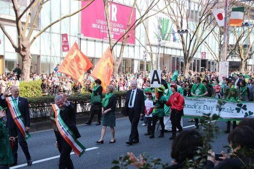 St. Patrick's day TOKYO