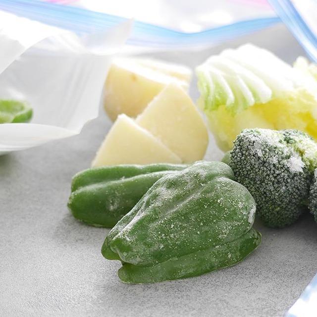 時短料理に便利な冷凍野菜の作り方♪ 活用レシピ4選