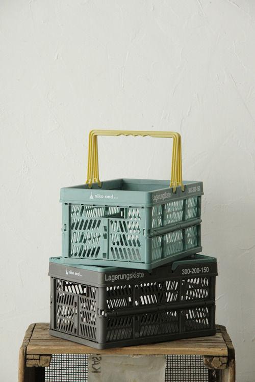 邪魔にならない収納アイテム&簡単ペイントで家具の模様替え ~ 「ナチュラルな暮らしのヒント」から