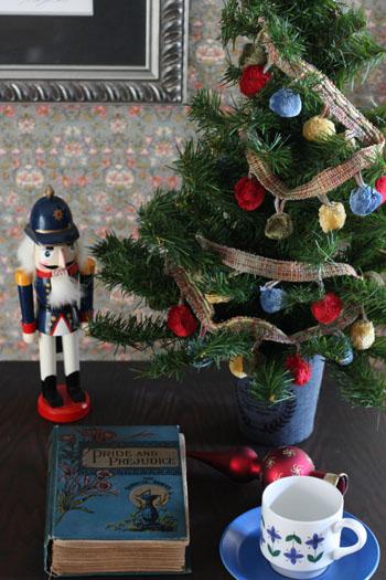 ◆クリスマスNo.6 巻くだけでツリーの飾りに