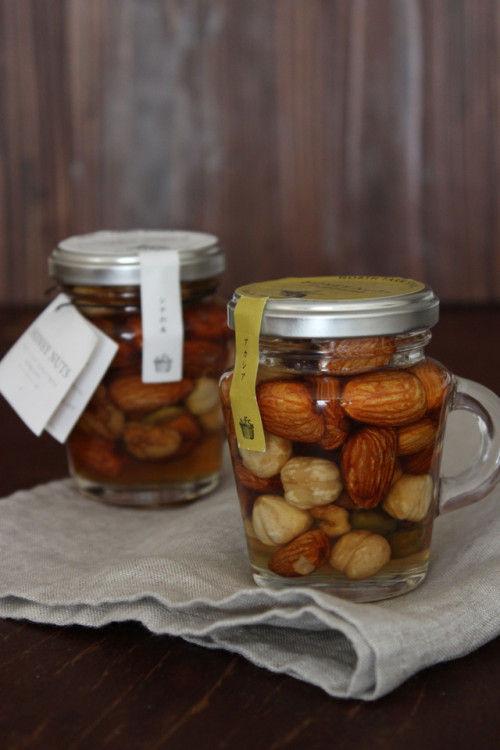 お手軽&カンタン♪ 秋を楽しむ『HONEY NUTS』レシピ
