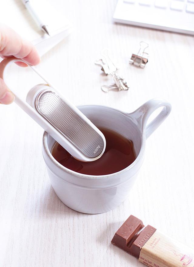 紅茶 ティーストナー 簡単 便利 アイテム