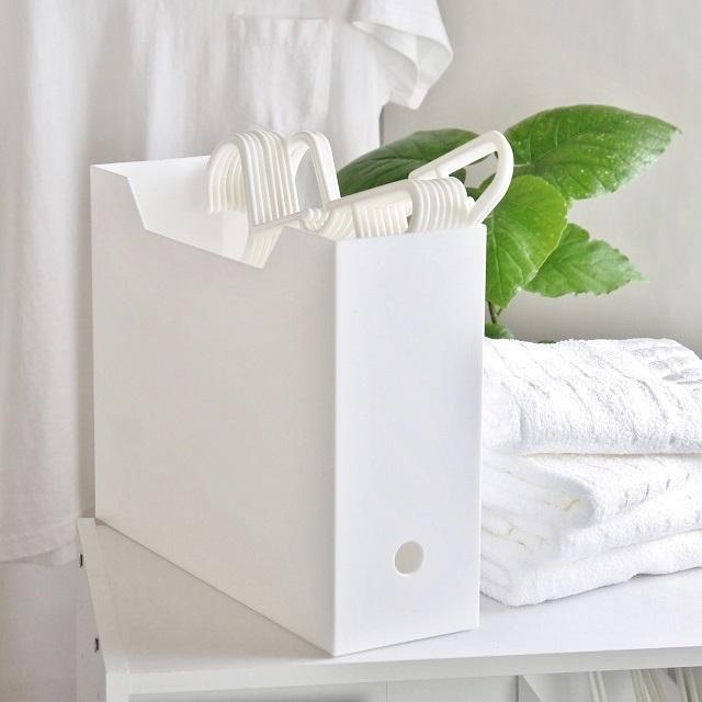 洗濯の効率UP!収納に役立つプチプラアイテム 3選
