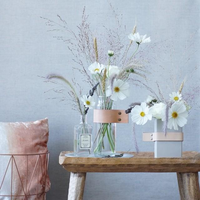 【秋の花色配色】秋の自然を楽しむシャンペトルスタイル 花選びのコツ