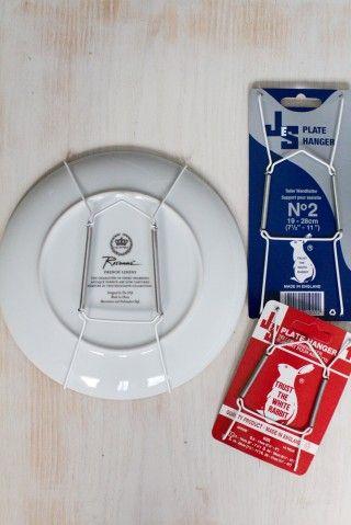 カワイイお皿を壁に飾る方法♪