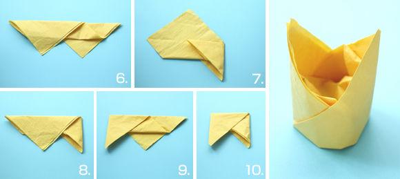 クリスマス 折り紙 紙ナプキン 折り方 : klastyling.com