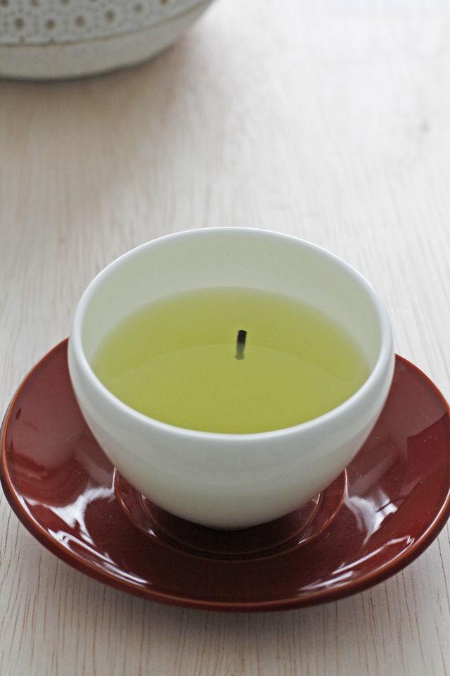 窪田千紘フォトスタイリングWebマガジン「Klastyling」暮らす+スタイリング茶柱がたつ!「茶柱縁起茶」で長寿の願いを