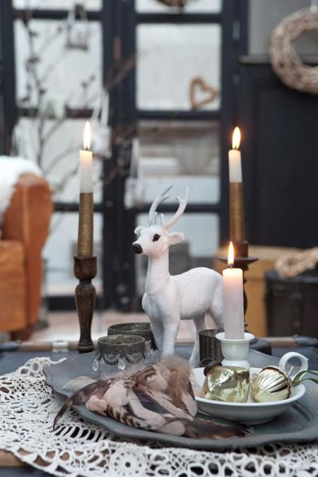 2012クリスマス特集・6 動物モチーフで「ほっこり」させる