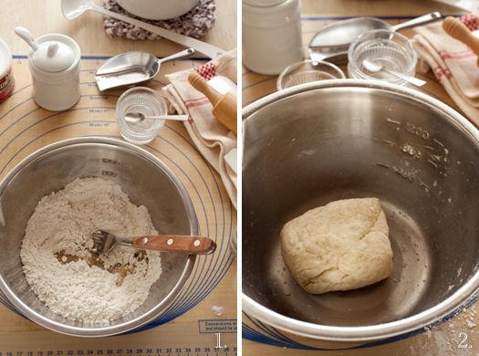 手作りパイ生地で簡単マクロビポットパイ
