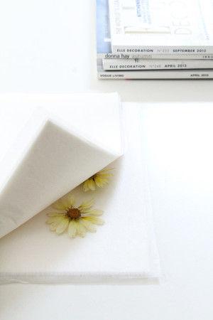 家に帰ってから、 押し花作り専用の乾燥シートに花を移し替えて、 本をのせてプレスします。