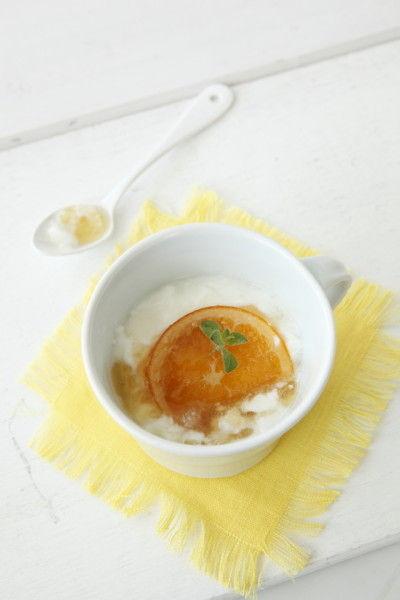 ヨーグルトに添えておいしいデザートに、 パンやアイスクリームにもぴったり。