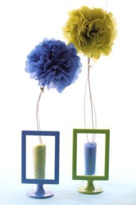 IKEAのペーパーナプキンで、子どもの日のデコレーション♪