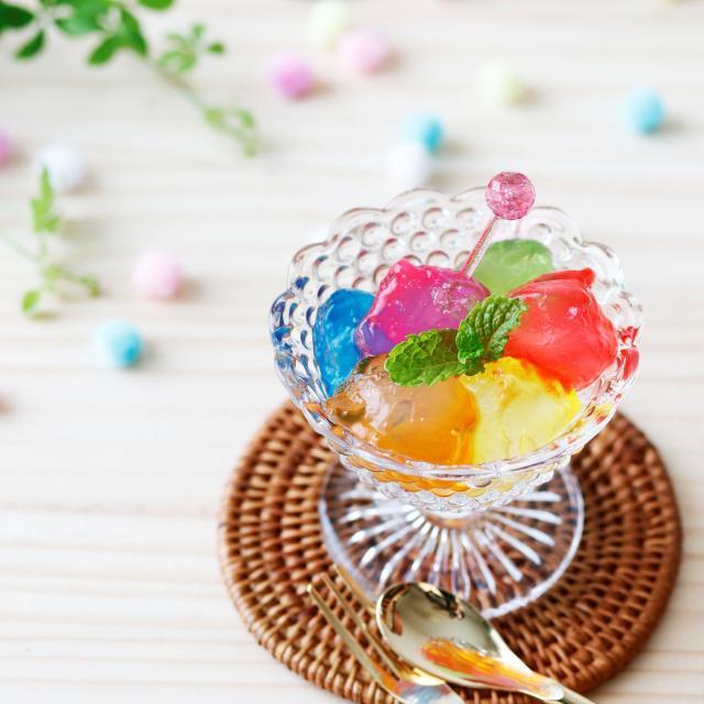 アレンジ かき氷 シロップ