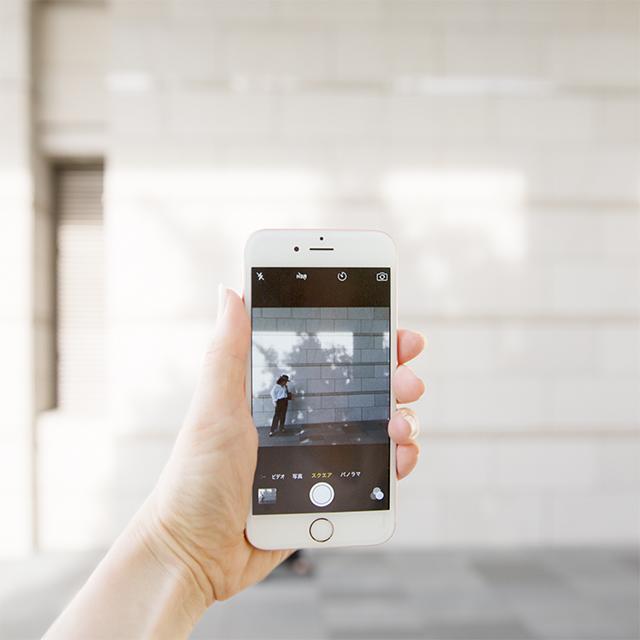 インスタで人気♪ iPhoneカメラで、スタイルスナップを撮るコツ