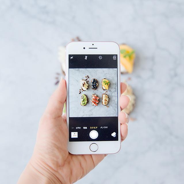 iPhoneで簡単に♪ レシピや手順説明の動画を作ろう