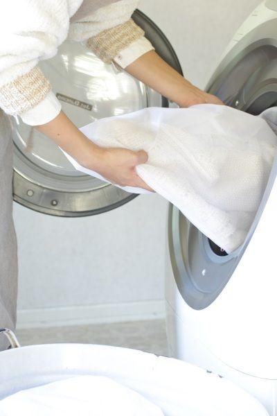 市販グッズでサマーニットを上手に洗おう