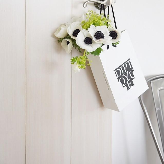 フレッシャーズさんへ。白い花から元気をもらおう♪ 毎日の暮らしの花の飾り方