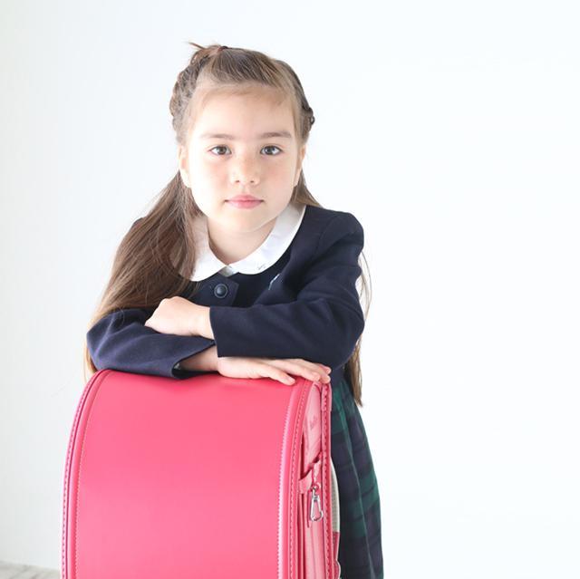 入学記念写真の撮り方♪ ランドセルのポージング3選