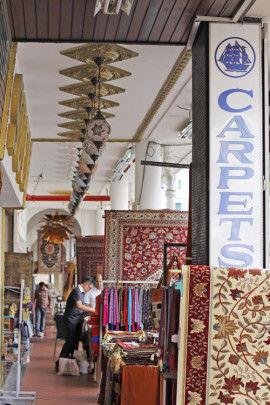 アラブ・イスラム文化の香りただようティータイム