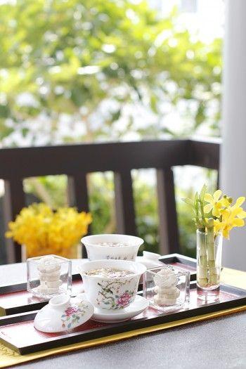 コラボ企画・シンガポール便り~その3 Chinese New Year~縁起のいい八宝茶でお祝い
