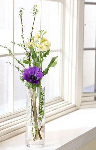 スーパーで売っている花束をステキに活けましょう