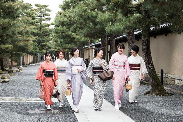 普段着物で楽しむ京都その1 ~京都市北区大徳寺周辺~