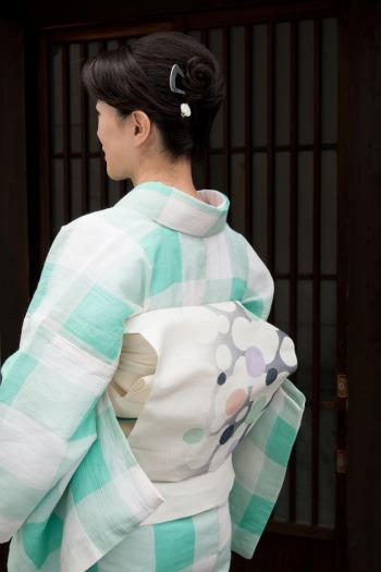失敗しない大人浴衣の選び方~京都にお出かけ編~