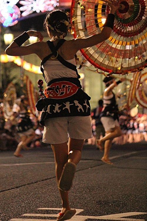 情熱の東北四大祭り体験レポ【山形花笠まつり】