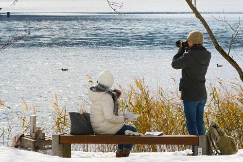 「冬の渡り鳥に会いに行かない?」~マチュア世代の素敵な暮らし・冬の夫婦編