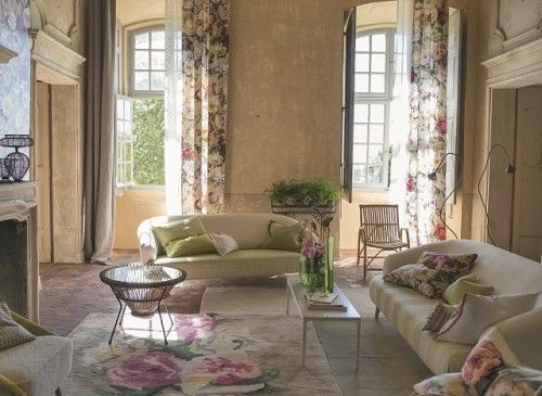 「The Seraphina Fabric collections」