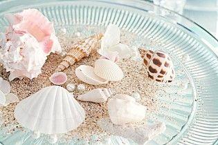 夏の女子会は、海をイメージしたテーブルコーディネートで♪