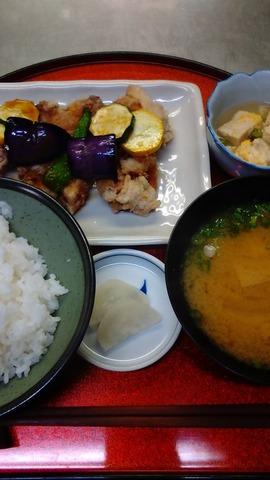 20160831昼定食
