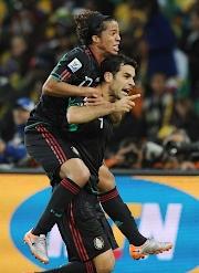 メキシコゴール!!