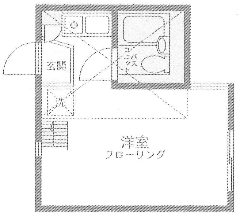 ユナイトステージ汐入2番館203