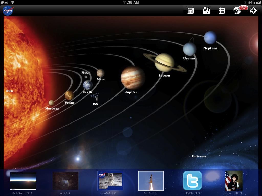 solar system maps simulations - photo #42