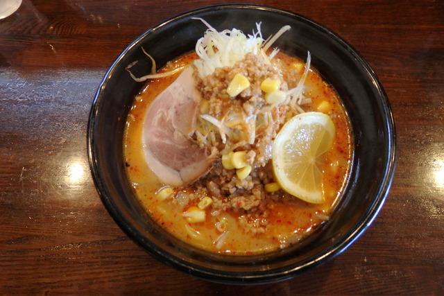 麺屋 いいづか@茨城県水戸市