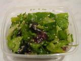 26:アボカド入りグリーンサラダ