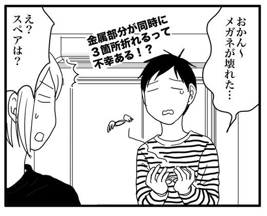 めがねのコピー2
