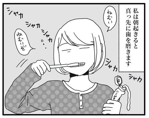 口内環境のコピー